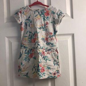 Little girl's flower dress 3t